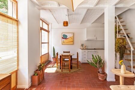 Casa de dos plantas en Barcelona