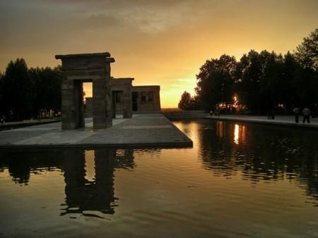 El templo de Debod, Madrid. Tus fotos de viaje