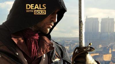 Assassin's Creed Unity, Red Dead Redemption y más ofertas esta semana en Deals with Gold