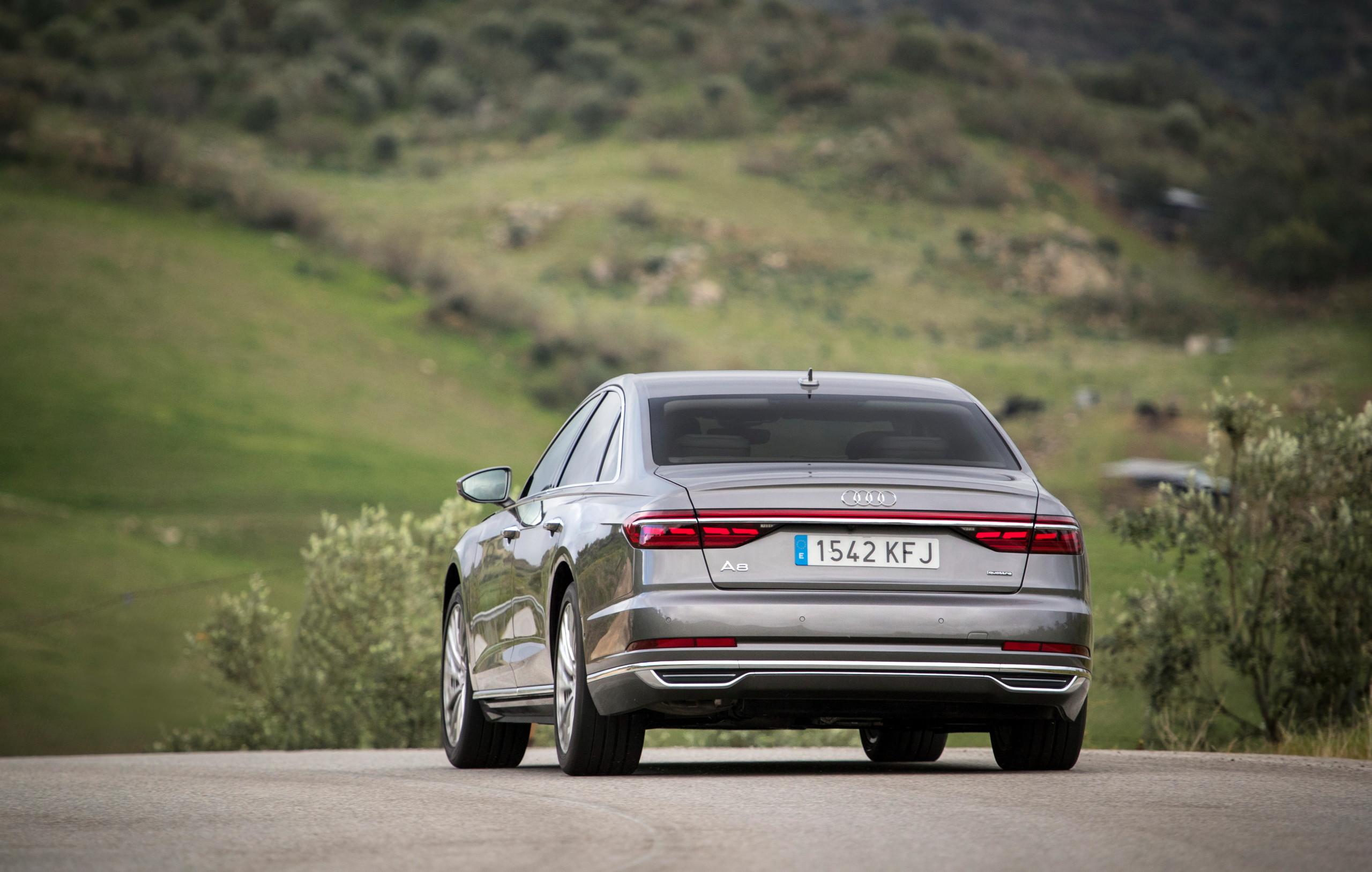 Foto de Audi A8 2018 (presentación) (42/81)