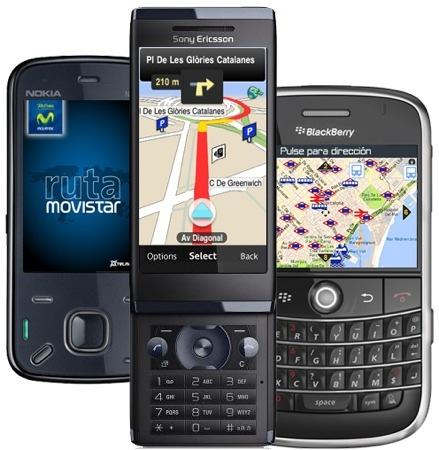Ruta Movistar, servicio de navegación GPS para móvil