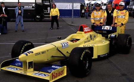 Forti Corse Melbourne 1996