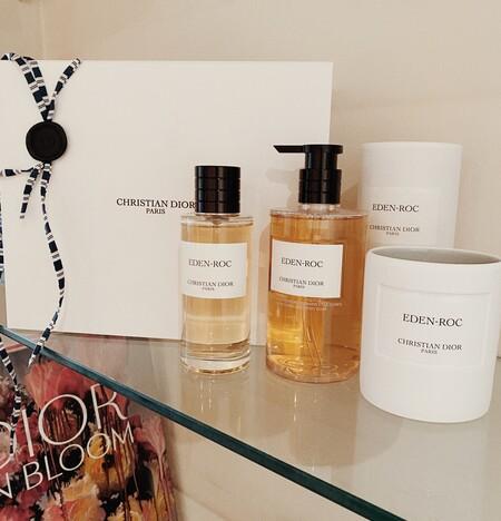 Hemos probado Eden Roc, el nuevo perfume de Dior que huele a auténtico verano de lujo