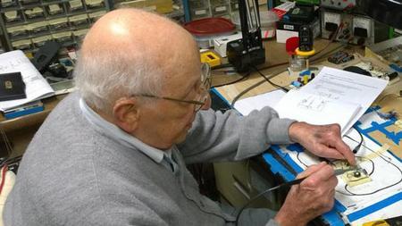 Ralph Baer recibirá el DICE Pioneer Award póstumo