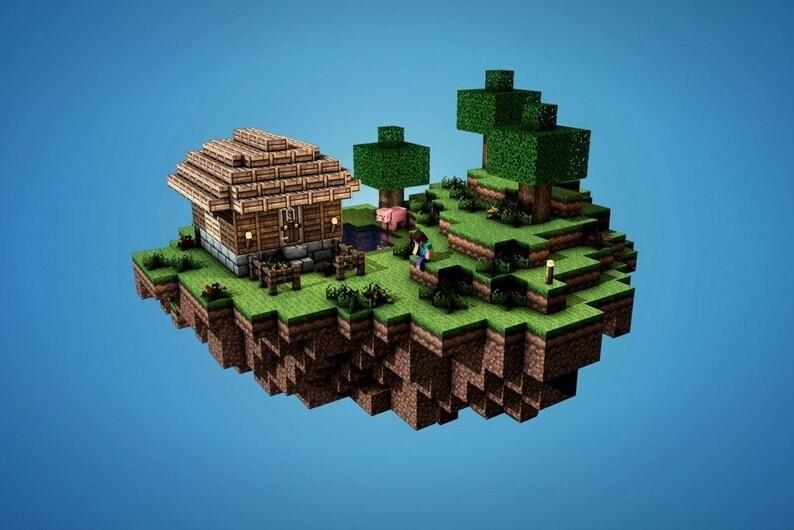 Se busca jardinero en Minecraft por 60 euros/hora: tendrá que asesorar a jugadores que busquen mejorar su espacio en el juego