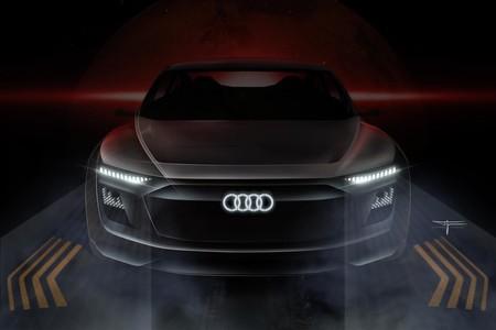 Audi E Tron Sportback 2017 1