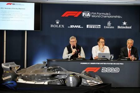 Ross Brawn F1 2021