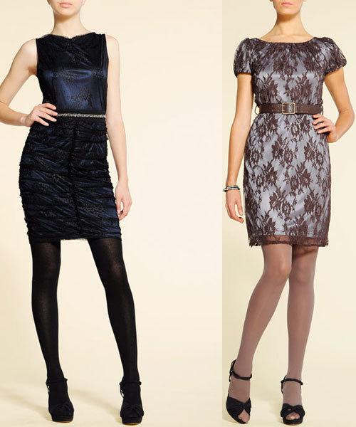Vestidos de Mango Otoño-Invierno 2010/2011
