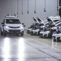 La flota de vehículos autónomos de General Motors ya lleva 13 accidentes en 2017, y la culpa es nuestra