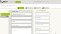 Byeink, un servicio para editar y publicar tus propios libros electrónicos. Lo probamos