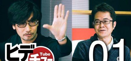 Kojima se convierte en youtuber con HideoTube