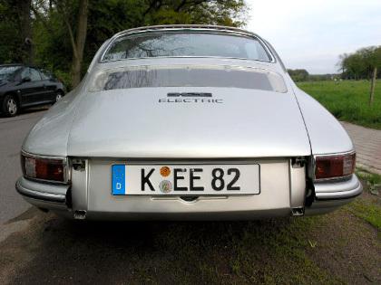 Porsche 912 eléctrico
