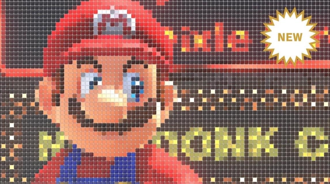 Super Mario Odyssey - Nuevos filtros