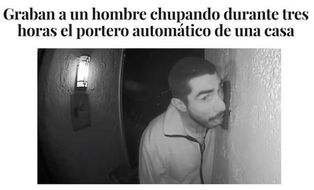 Chupar Portero