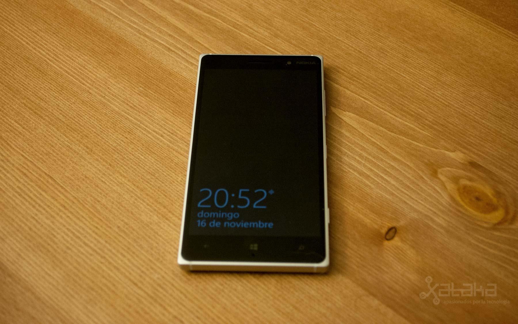 Foto de Nokia Lumia 735 y Lumia 830, análisis (16/28)
