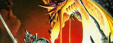 19 portadones de videojuegos de 8 bits... y cómo eran los juegos en realidad