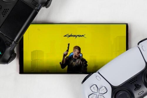 Así es jugar a Cyberpunk 2077 en Android gracias a Google Stadia o Nvidia GeForce NOW