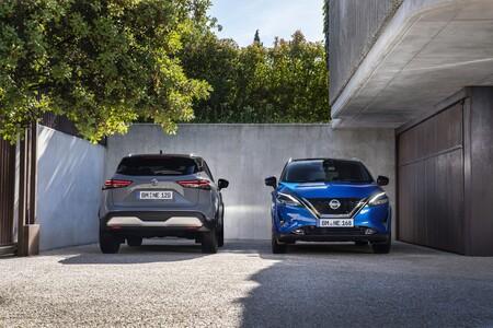 Nissan Qashqai 2021 Prueba Contacto 103