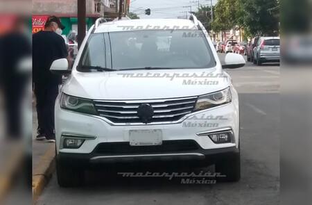 Mg Rx5 Mexico Foto Espia
