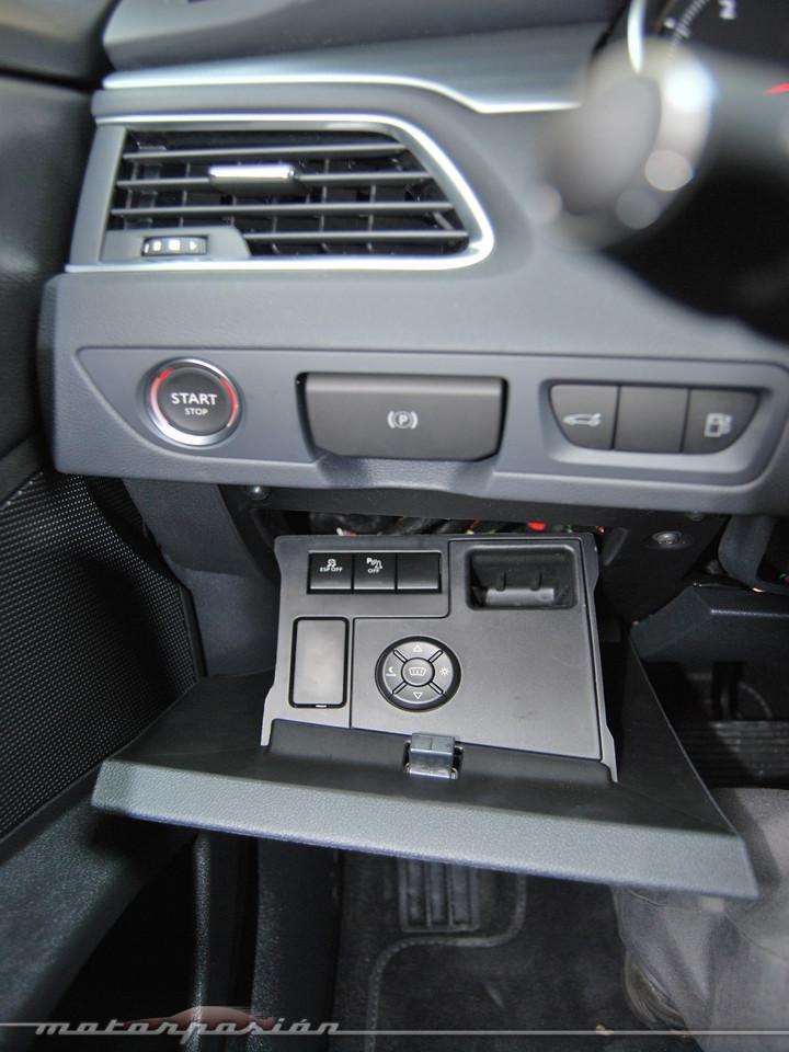 Foto de Peugeot 508 y 508 SW (presentación) (29/118)