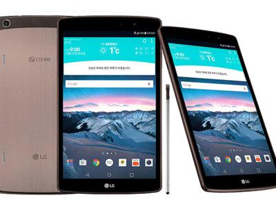 LG G Pad II 8.3 LTE, toda la info del nuevo gama media con Stylus y 4G