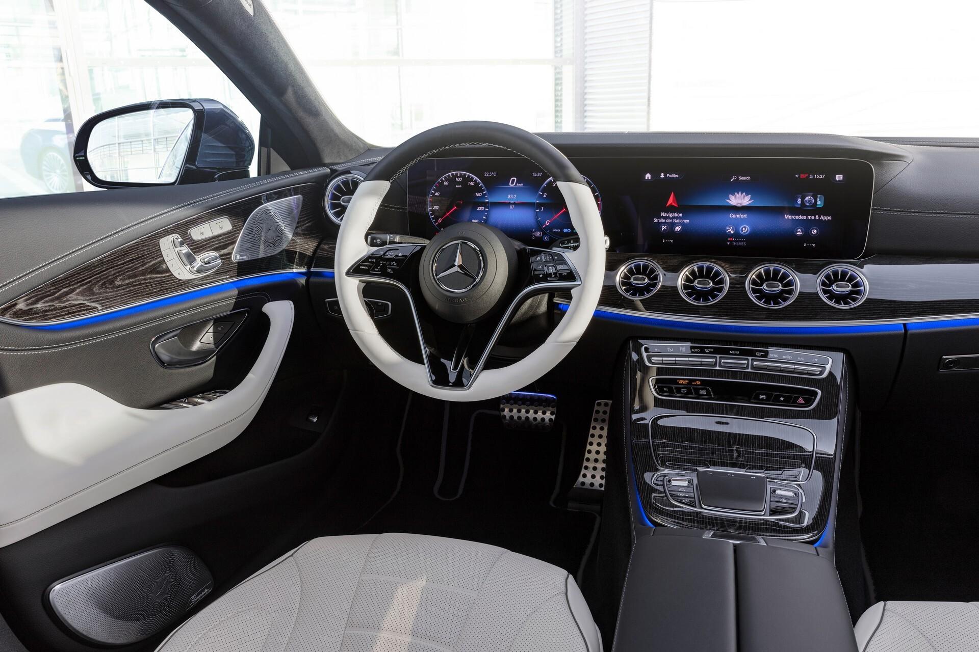 Foto de Mercedes-Benz CLS 2022 (30/63)