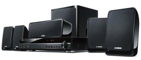 Yamaha BDX-610, sistema 5.1 con Blu-Ray 3D