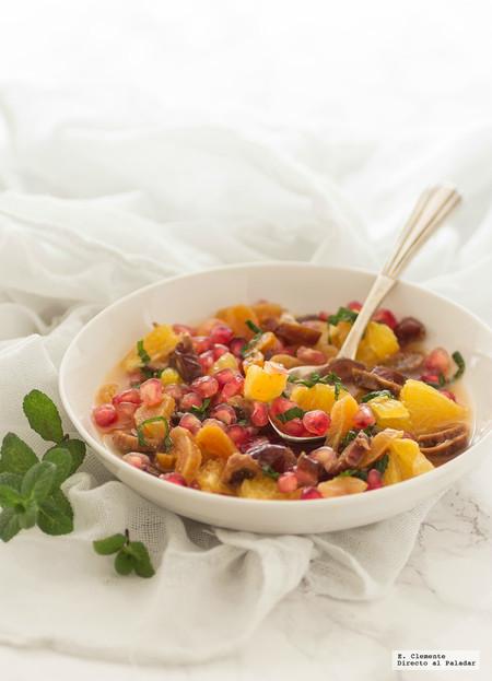 Las frutas de invierno y 15 recetas para incluirlas en tu dieta