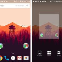 ¿Cómo cambiar el fondo de pantalla en Android?