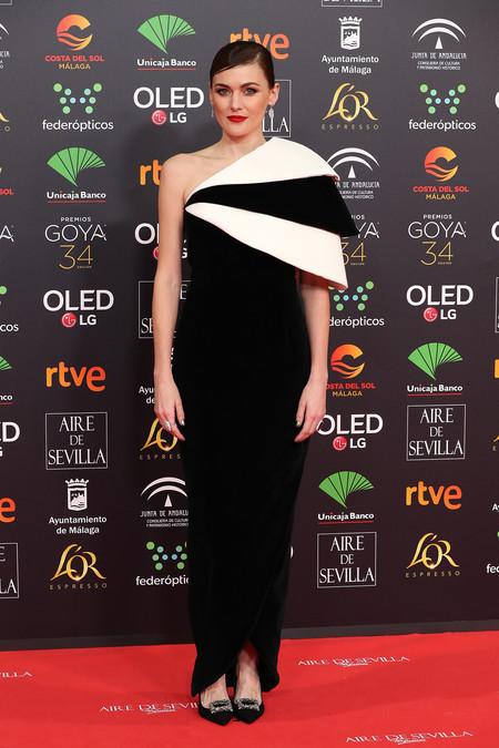 Mejor Vestidas Goya 6