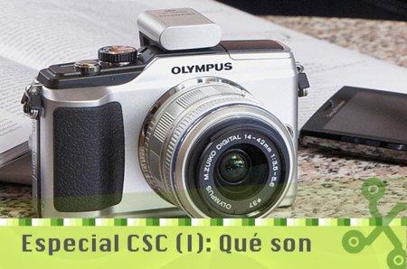 ¿Qué son las cámaras sin espejo? Especial CSC