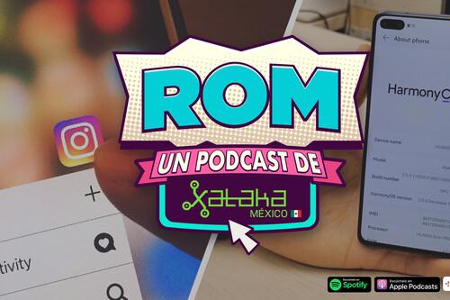 ROM #142: Telmex, Izzi y Megacable, las empresas con más quejas y probamos HarmonyOS