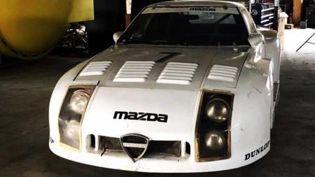 Encuentran un Mazda 254i desaparecido hace 35 años