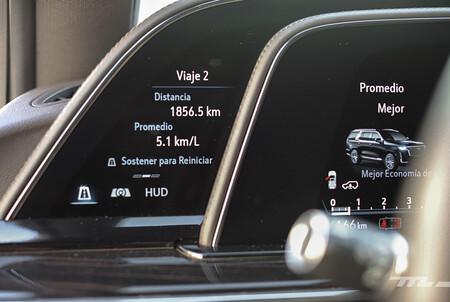 Cadillac Escalade 2021 Opiniones Prueba Mexico 21a
