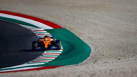 Norris Mugello F1 2020