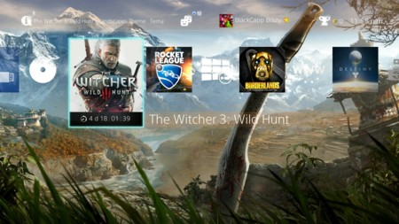 The Witcher 3 Ps4 1