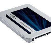 Chollo: sólo hoy en Amazon, tienes 2 TB de tipo SSD por 279,99 euros, con el Crucial MX500