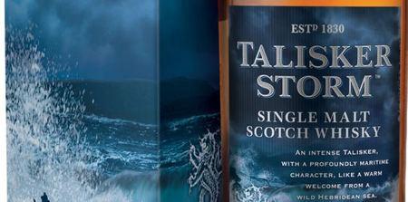 Marejada en Talisker, la destilería escocesa presenta el nuevo whisky Talisker Storm