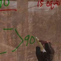 Un profesor ha utilizado Half-Life: Alyx y la realidad virtual para impartir una clase de matemáticas