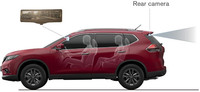 Nissan reinventa el retrovisor interior