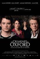 Nuevo póster de 'Los Crímenes de Oxford' ('The Oxford Murders')