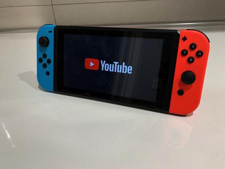 YouTube da el salto a la Nintendo Switch: ya puedes descargarla desde la tienda de aplicaciones de la consola