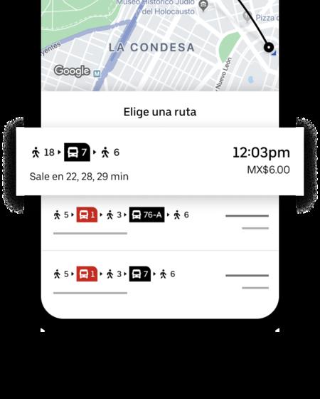 Uber Transit En Cdmx 3