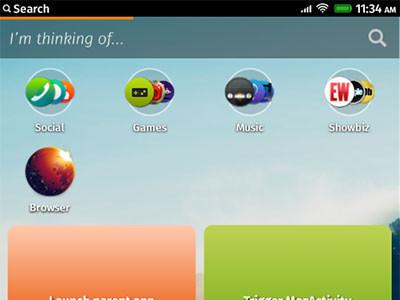 Sony propone widgets para Firefox OS