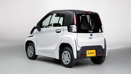 Toyota C Pod 140
