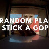 25 lugares muy originales donde poner una GoPro para inmortalizar nuestro próximo viaje