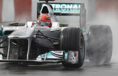 Mercedes GP espera una carrera extraordinaria en Valencia