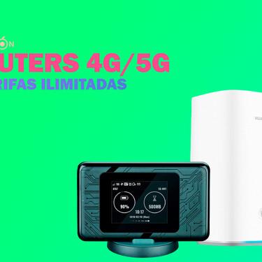 Que tus dispositivos no pierdan la conexión a Internet en verano: routers Wi-Fi 4G/5G y tarifas de datos ilimitados