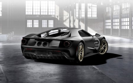 Ford Gt 66 Heritage Edition 2017 1600 08