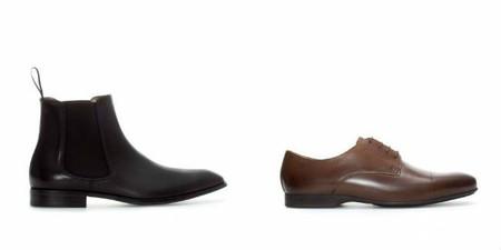 El calzado estrella del invierno: botas versus zapato bajo